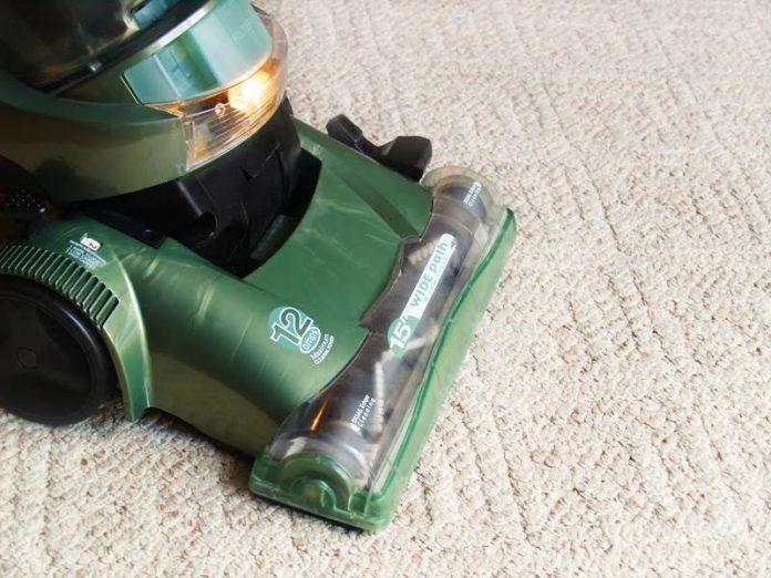 Vacuum-Your-Carpet